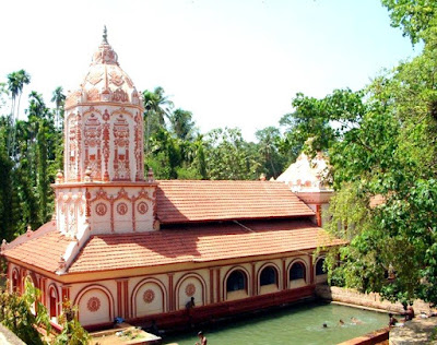 Anath Temple Savio Verem Goa