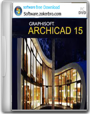 ArchiCAD 15 Graphics 32Bit and 64Bit Full Version