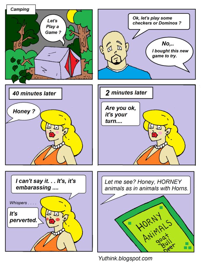 funny animal story