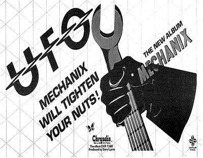U.F.O. (El Platillo Volante) UFO-StLouis82-Inlay