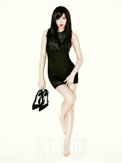 HyunA 현아 Elle Korea Pictures 8