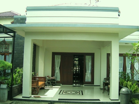 teras rumah minimalis desain rumah minimalis