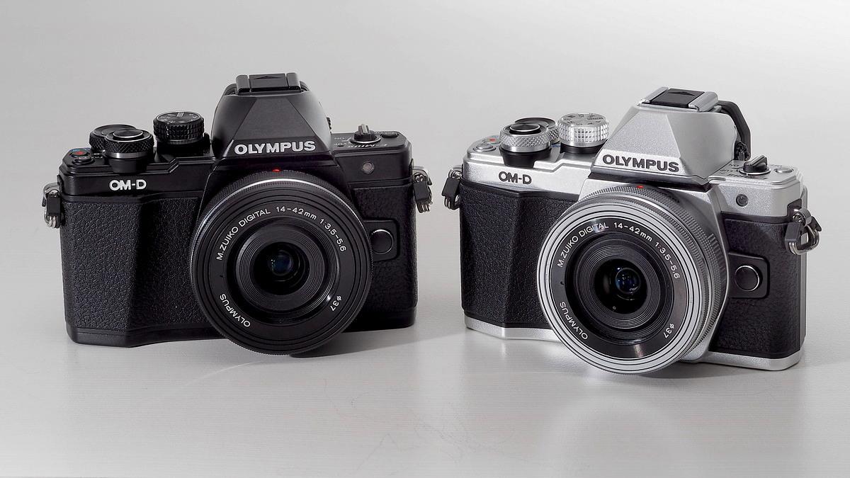 Kết quả hình ảnh cho Olympus E-M10 II