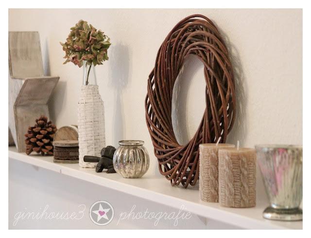 Ginihouse3 sticken und design herbst 2012 zeit f r - Wandregal dekorieren ...