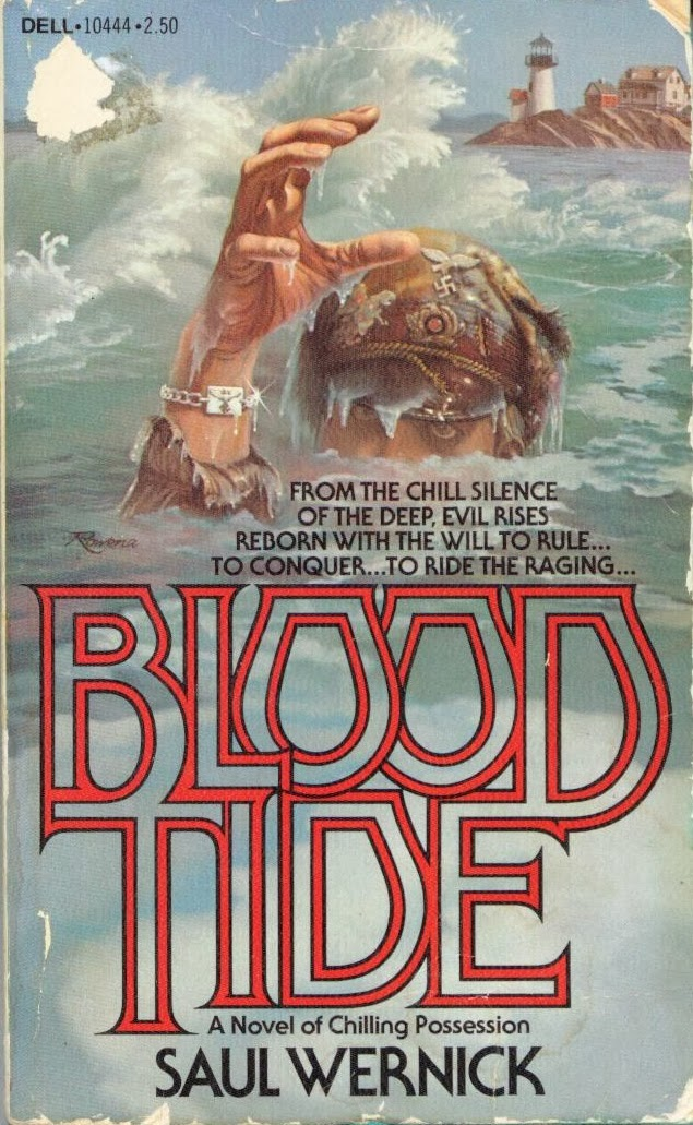 Blood Tide Saul Wernick