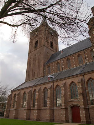 Grote Kerk de Naarden