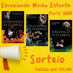 Sorteio Livros