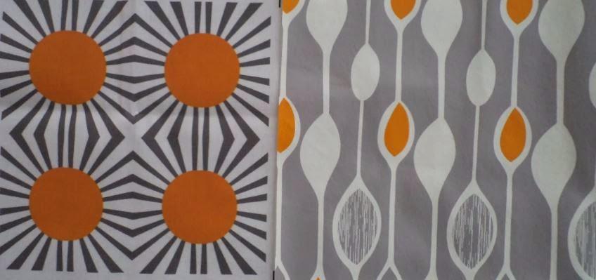 Sunrays fabric by eSheep Designs