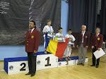 Campionatul European--Belgrad 2011//Claudiu Guster-locul1,kumite