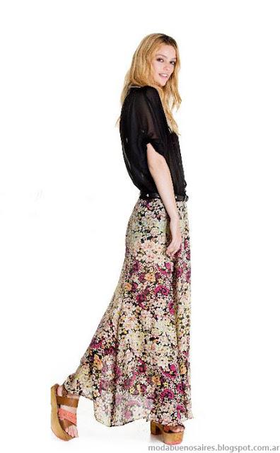 Portsaid primavera verano 2014 moda.