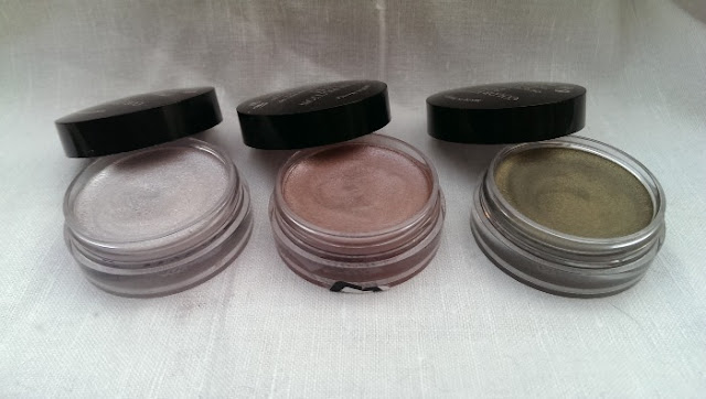 Bourjois creme shadows
