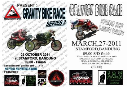 Sepeda Lintas Cakrawala: Gravity Bike : Sepeda Modif Raja