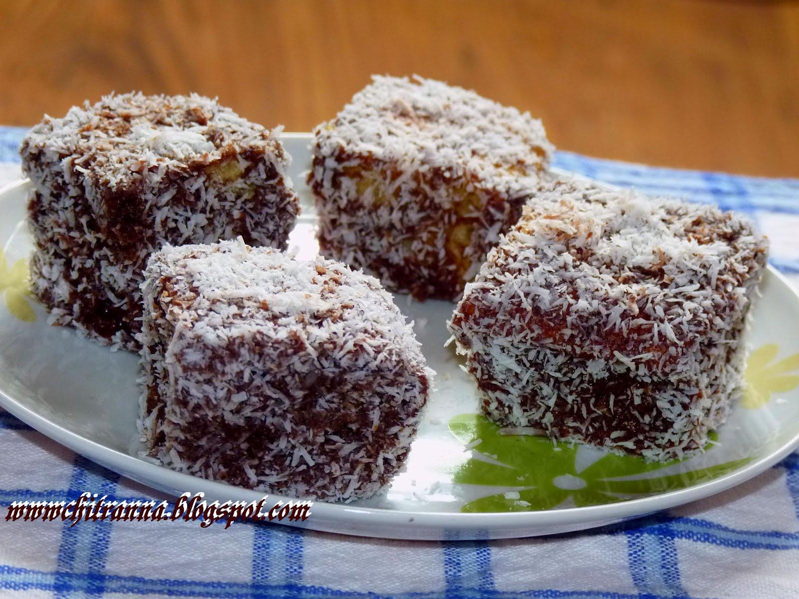 Eggless Lemon Sponge Cake Recipe