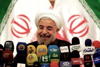 Hassan Rohani Président iranien