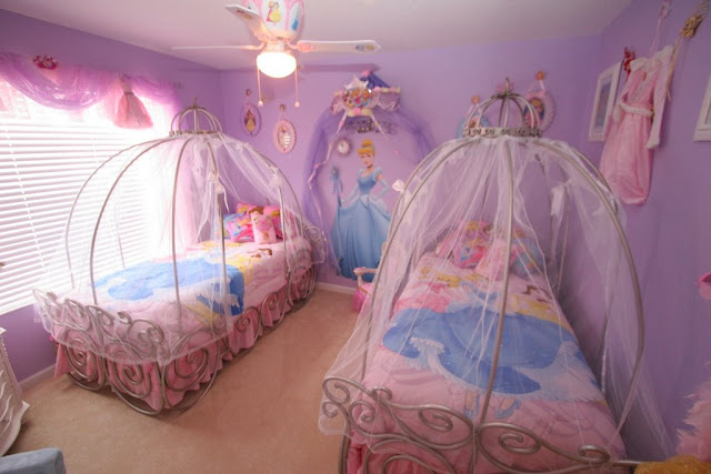 Princess Decorations For Bedrooms
