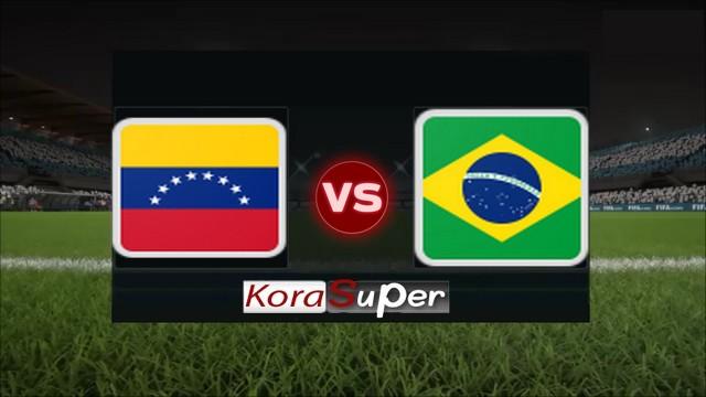 شاهد لايف HD مباراة البرازيل VS فنزويلا بث مباشر 19-06-2019 كورة اون لاين