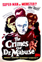CRIMES OF DR. MABUSE