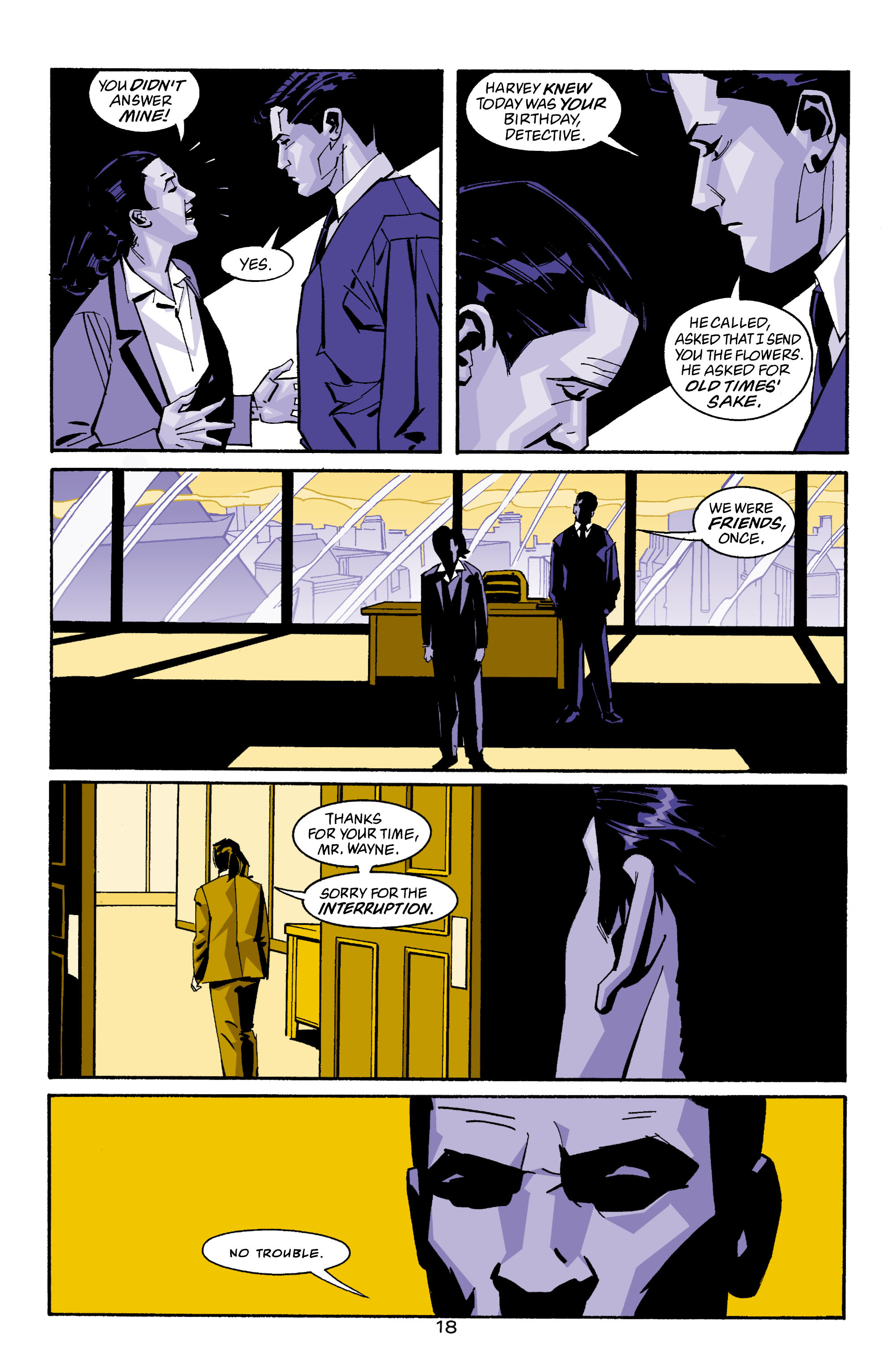 Detective Comics (1937) 747 Page 18