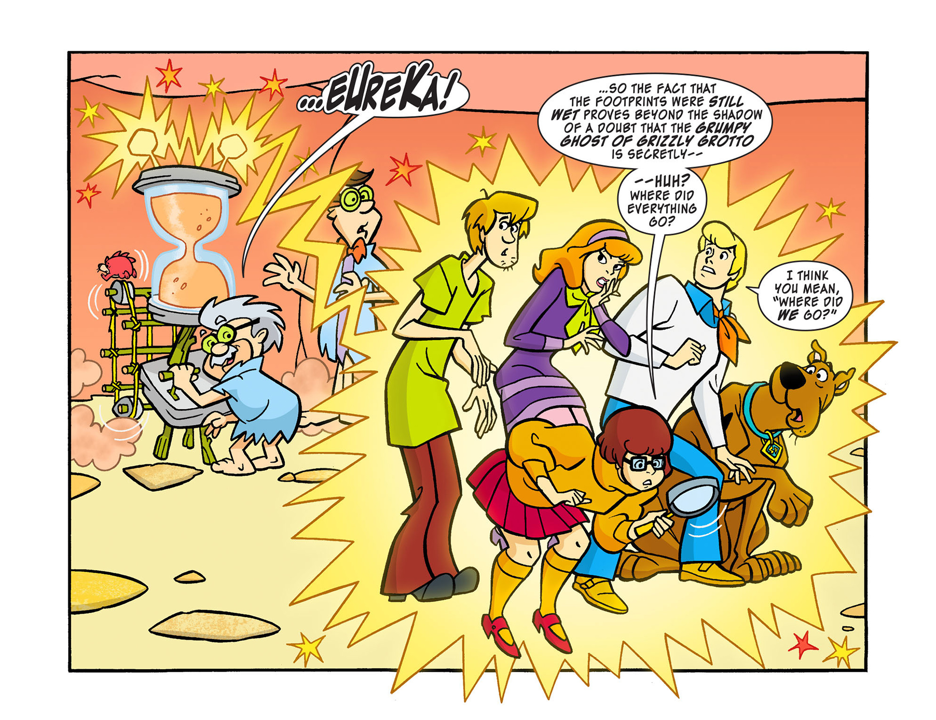 Read online Scooby-Doo! Team-Up comic -  Issue #13 - 4
