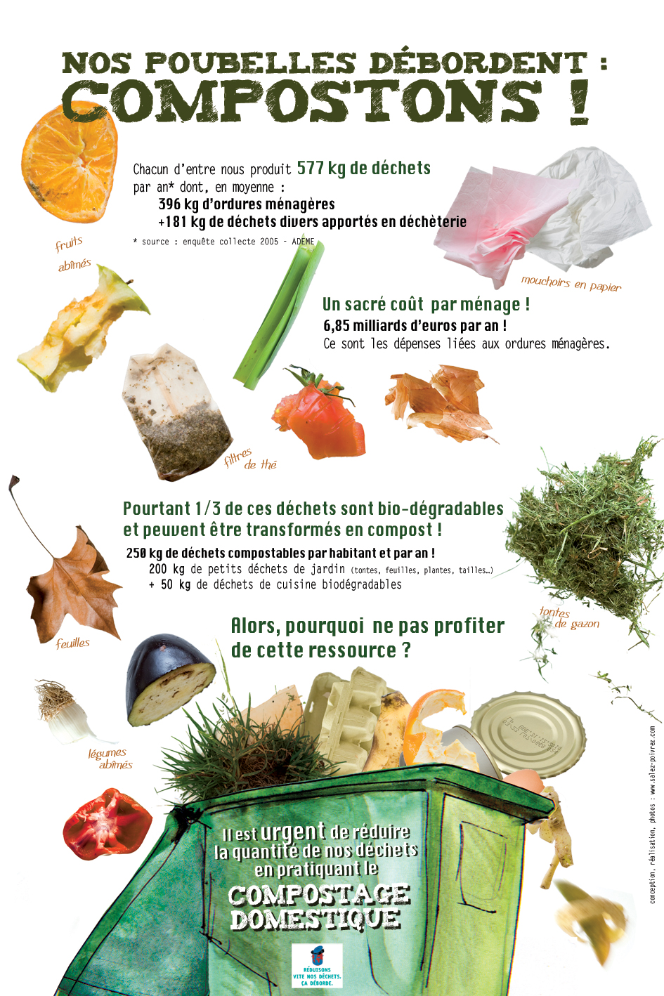Jardineurs du 117 bizot compost - Quand mettre du composte dans le jardin ...