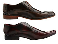 Park Avenue Leather Formal Shoes