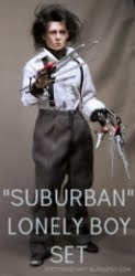 "1/6 ""Lonely Boy"" SUBURBAN option A"