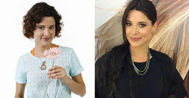 Manuela Do Monte surge com cabelão: 'Brincando de ser longa'