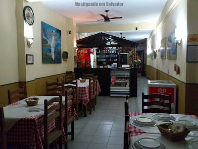 La Napoletana: Ambiente