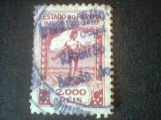 Paraná - 2000 Réis