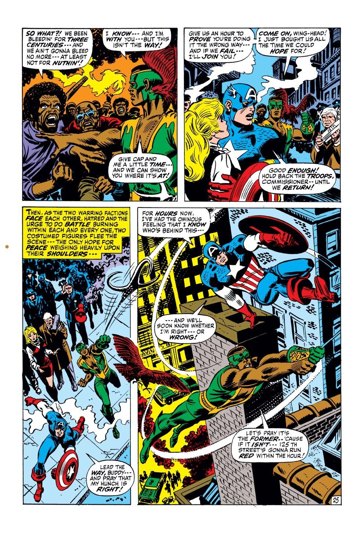 Captain America (1968) Issue #143 #57 - English 26