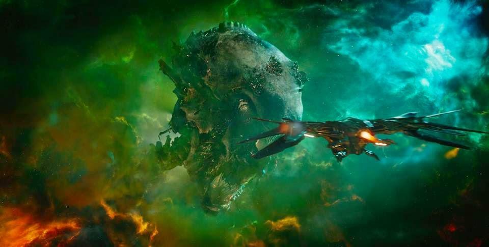 Imágenes Película Guardianes de la Galaxia