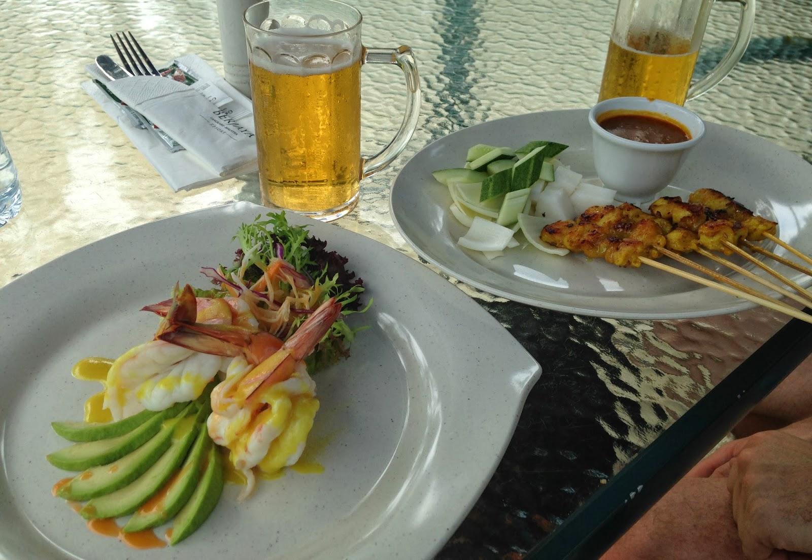 Malaysian Lunch At Berjaya Resort Langkawi