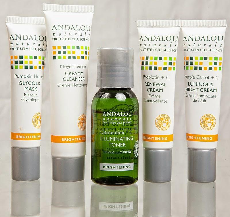 andalou skin care