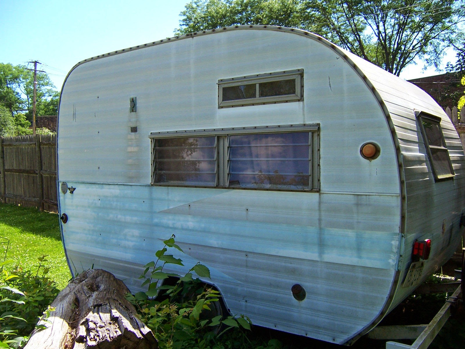 Mobile Scout Madness - Vintage Campers (Travel Trailers) and Those ...
