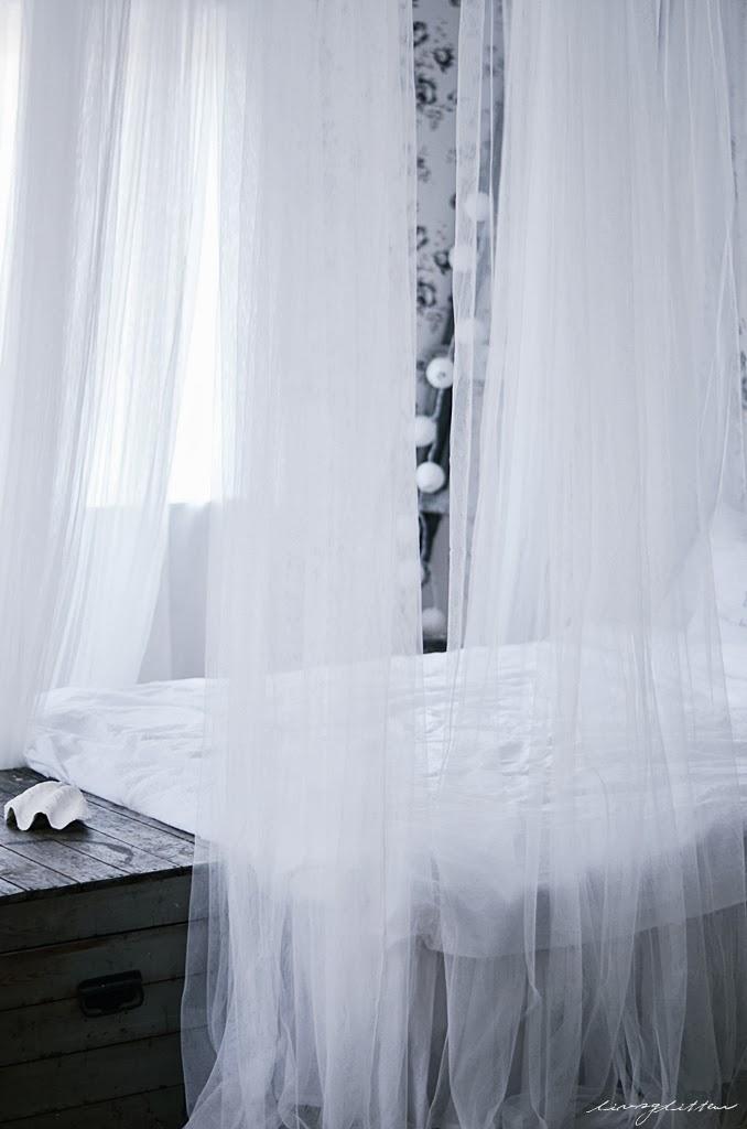 Sovrum, Sänghimmel