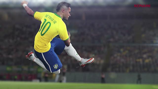 Pro Evolution Soccer Konami