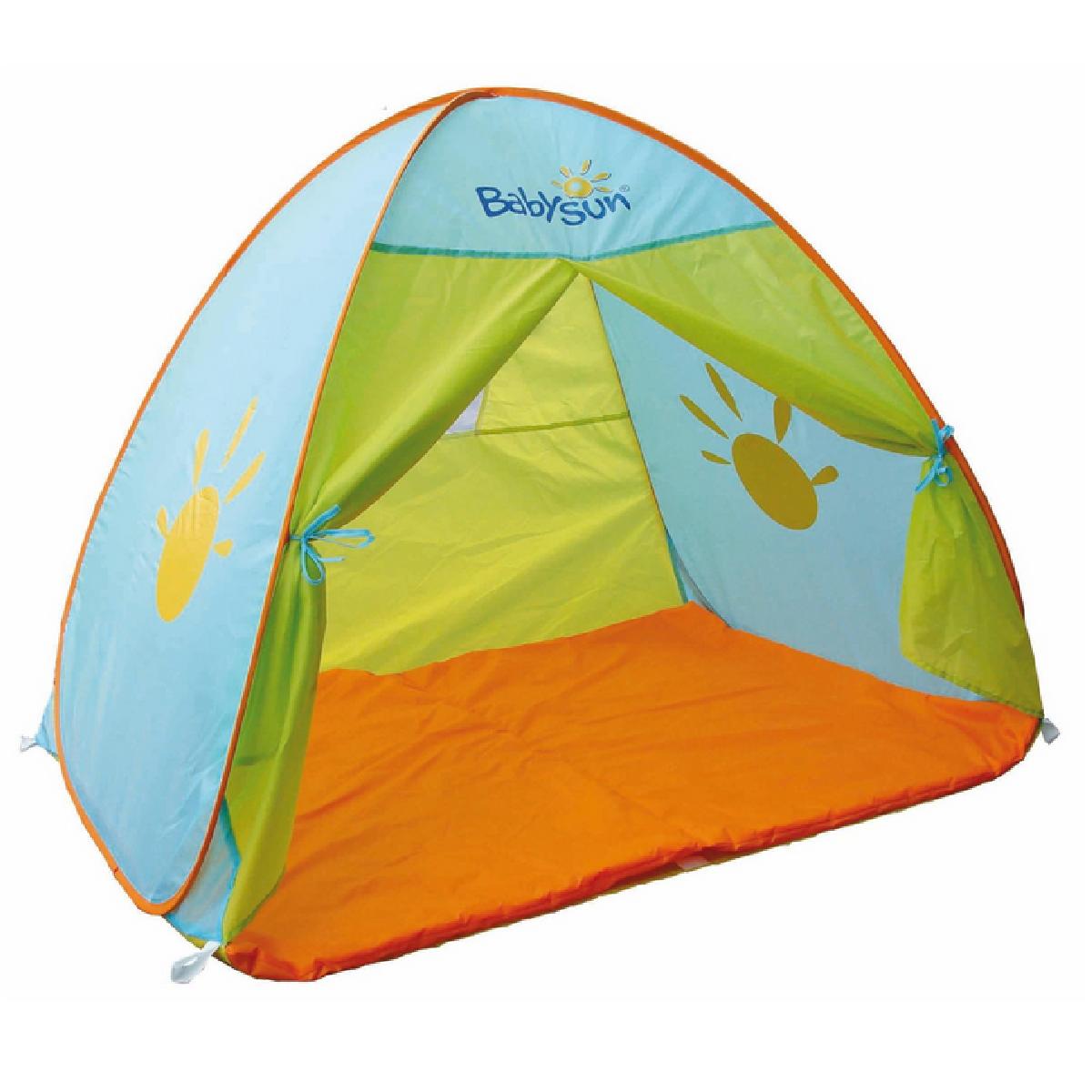 Cadeaux 2 ouf id es de cadeaux insolites et originaux une tente de plage anti uv pour b b - Decathlon tente plage ...
