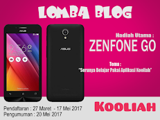 Lomba Blog Kooliah.com