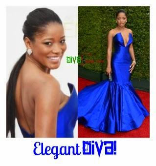 We See You Elegant Diva!