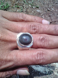 Batu Cincin Mata Dewa