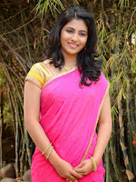 Kruthika Jayakumar half saree photos-cover-photo