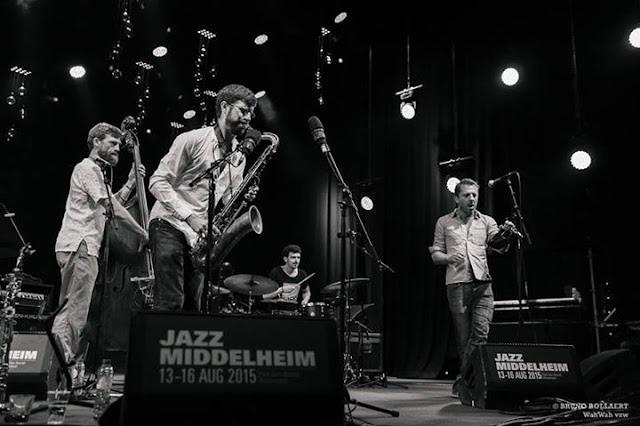 TaxiWars live op Jazz Middelheim