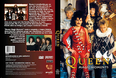 Queen Magic Moments (Video)