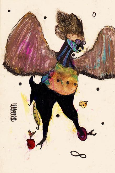 birdycarius    13x19 cm