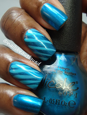 Nicole By OPI Deck The Dolls