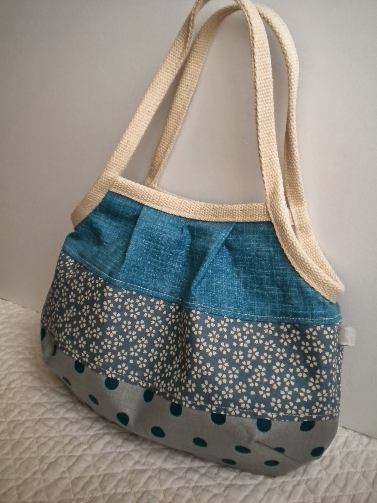 "520 Handmade Creations: ""Sakura""bag new version"