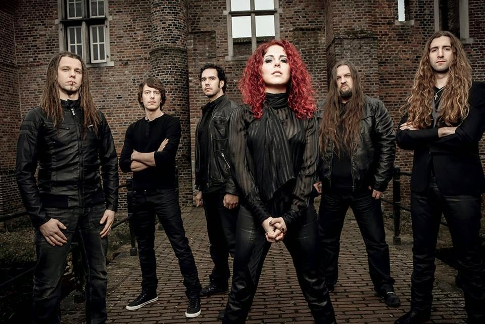 "Progressive/Symphonic Metal ""Caliente"" !!Entrevista com Marcela Bovio (Stream of Passion)"