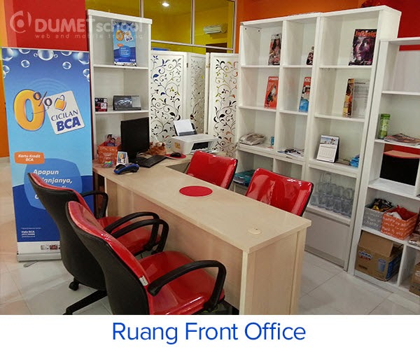 Ruang Front Office