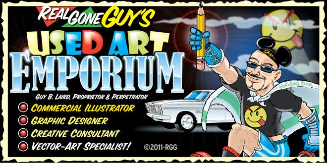 RealGoneGuy's Used Art Emporium