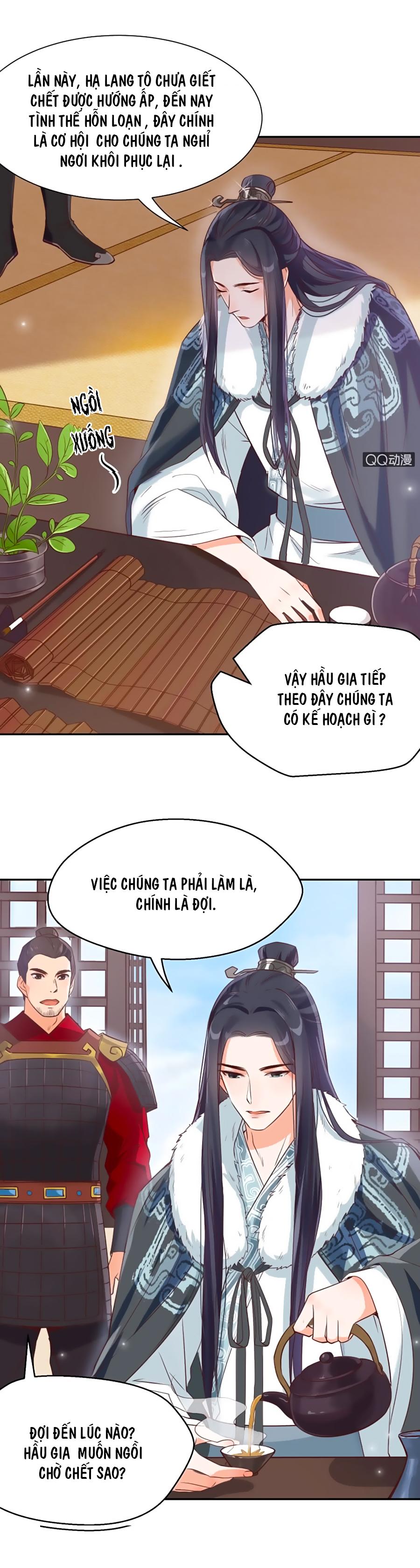 Phượng Khởi Hoa Tàng chap 6 - Trang 3